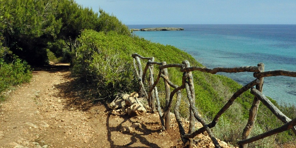 Menorca Coastal Route